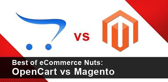 opencart vs magento